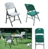 Portable plastic folding chair / Outdoor furniture chair