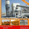 HZS60 low cost concrete batching plant with Productivity of 60m3/h