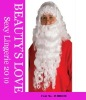 Mr Santa wigs