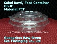 New Transparent Candy Bowl With Dome Lid HS-01
