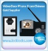 "2.4"" Wireless video door phone"