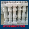 Marble baluster for stair or garden