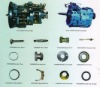 Sinotruk Spare Parts HOWO Truck Part Gearbox Assembly ZF5S-150GP 2159003019 transmission assembly