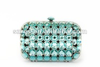 Luxury Fully-Jewelled Ladies Bags, black Noble Diamond Evening Bgas 2012