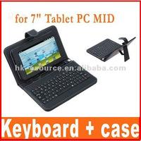 "wholesale galaxy tab 7"" keyboard case"