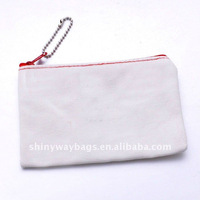 Fabric cell phone purses wallets with key ring