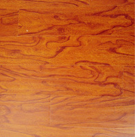 New technique solid wood flooring