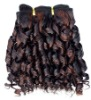 New Fashion Afro Styles Human Hair Extension Oprah Curl