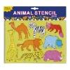 18160377:animal stencil