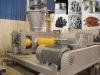 Roll briquetting/granulating/crushing press