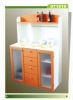 Wooden Kitchen Cart