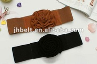Wide belts for women