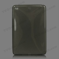 For Mini iPad Case,Glossy TPU Gel Case Cover for iPad Mini