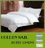 100% cotton 60s emb hotel bedding set