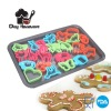 Christmas Gifts Plastic Cookie Cutter (22pcs) with Baking Tray BK-D6016