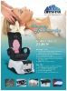 Deluxe Pedicure Spa Massage Chair For Nail Salon