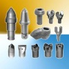 Tungsten Carbide PDC Rock Drill Bits