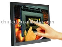 Touchable 15 inch Industrial LCD Monitor