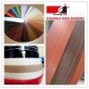 high quality high gloss pvc edge banding,decorative wood grain edge banding