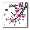 Wall Art-Glass & MDF Clock