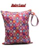 Waterproof PUL Baby Kit Wet Bags With Zipper Style