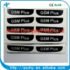 electric self adhesive nameplate
