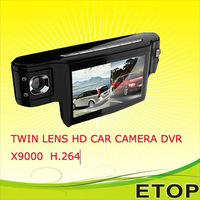 HD Car DVR Camera Video Recorder X9000.