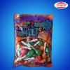 Fruit Round Ball Candy Whistle Lollipop
