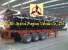 35kl two axles Bitumen Tanker Semi trailer(30 to 55 CBM )