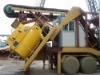 Mobile Concrete Batching Plant YHZS35 (with capacity of 35m3/h)