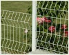 Curvy Welded Wire Mesh Fence