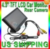 Waterproof LED Night Vision Car Rear View Backup Camera brand new local shipping