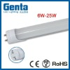 High Lumen 1900-2100lm Clear Cover 120CM 20W T8 LED Eight Tube