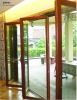 High Quality Pure Wood Fold Door