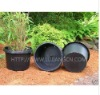Plastic pot for flower/plant