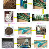 ring die pellet machine for wood pellet production line 0086-18703616827