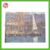 high quality printed multi style paper jigsaw puzzle