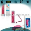 For wii remote and nunchuk controller in pink color with pack