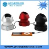 Hifi portable capsule mini Mp3 speaker/mobile phone speakers