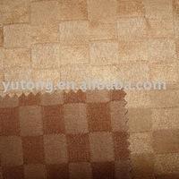 Jacquard Suede Fabric