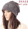 stock women's hat/stock cap /winter hat