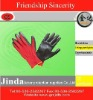 JD-A077 nitrile safety working gloves ce mark