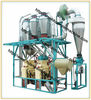fully automatic 10 ton per day wheat flour milling machine