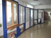pvc plastic steel window & doors