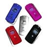 cellphone cover/crystal case with Rhinestone for Motorola W510