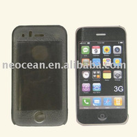 Mobile phone TPU case(black),accept paypal