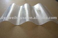 Fiberglass-Reinforced Plastics Roof Sheets