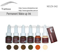 eyebrow/lip tattoo ink&permanent pigment supply