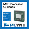 AMD Quad Core A6 Series K10 Llano 3400M APU with Radeon HD 6520G AM3400DDX43GX 1.4 GHz CPU wholesale retrail