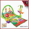 2013 Baby play activity gym soft toy with music &light MBH154634